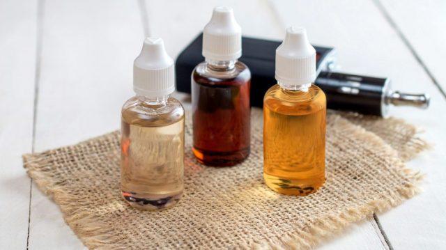 vape juice is used in e cigs
